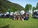 Der Goldwing Club  am Rittisberg
